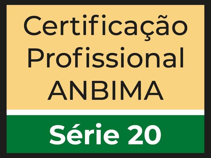 Certificação Profissional Anbima - CPA-20