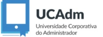 Logo Universidade Corporativa do Administrador - UCAdm